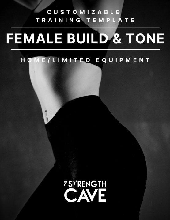 Build & Tone Training Template
