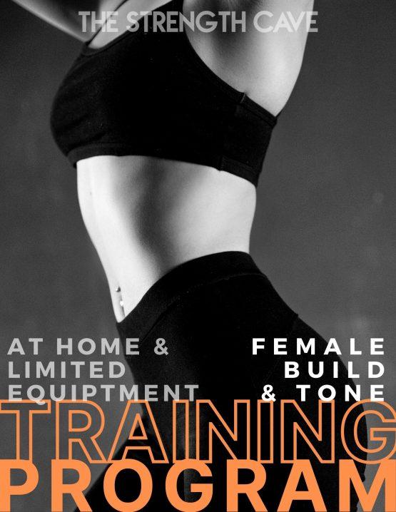 Female Build and Tone Training Program