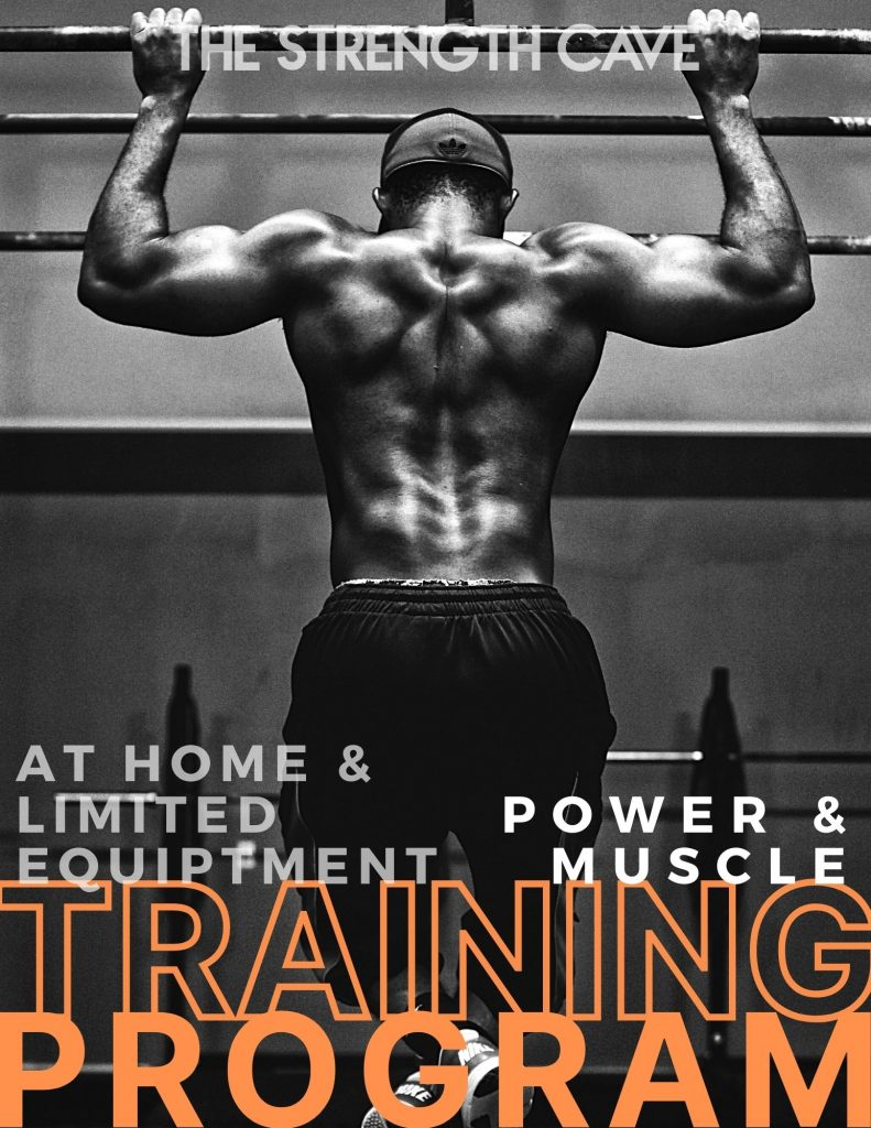 Power and Muscle Training Program