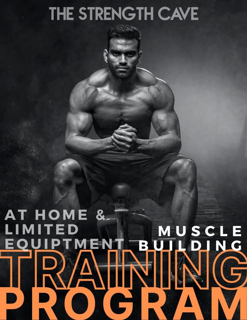 Muscle Building Training program