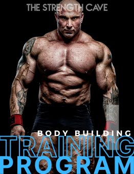Bodybuilding 1 training program