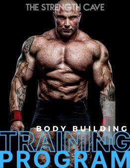 Bodybuilding 1 training program