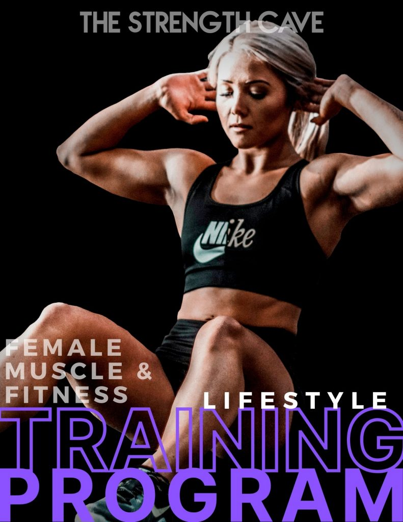 Lifestyle Fitness Female Muscle & Fitness training program