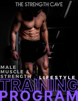 Lifestyle Fitness Male Muscle & Strength Training Program