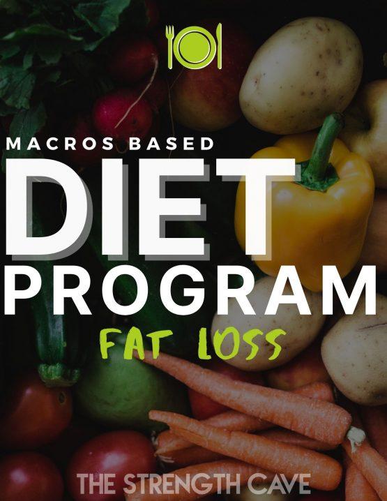 Macros Based Fat Loss Diet Program