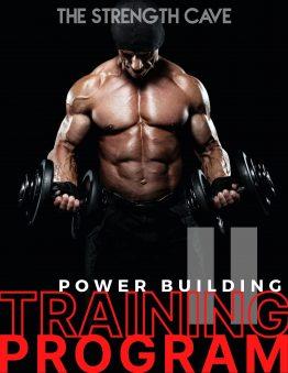 powerbuilding 2 training program
