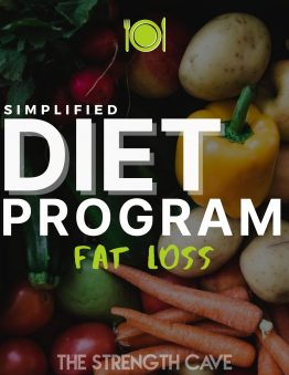 simplified fat loss diet program