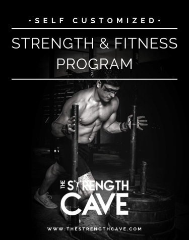 Strength and Fitness Strength training template