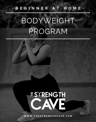 Bodyweight Program Cover