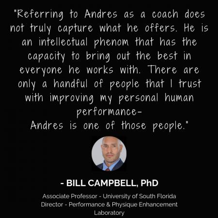 Testimonial Campbell